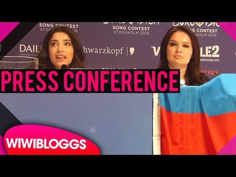 Azerbaijan's Samra responds to Nagorno-Karabakh flag waving at Eurovision