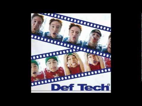 01 Pacific Island Music - Def Tech   [歌詞あり]
