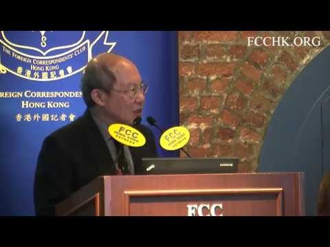 2015.5.13 - Dr. Willy Lam (Topic: The Secret Agenda of Strongman Xi Jinping)