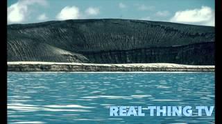New Volcanic land mass!