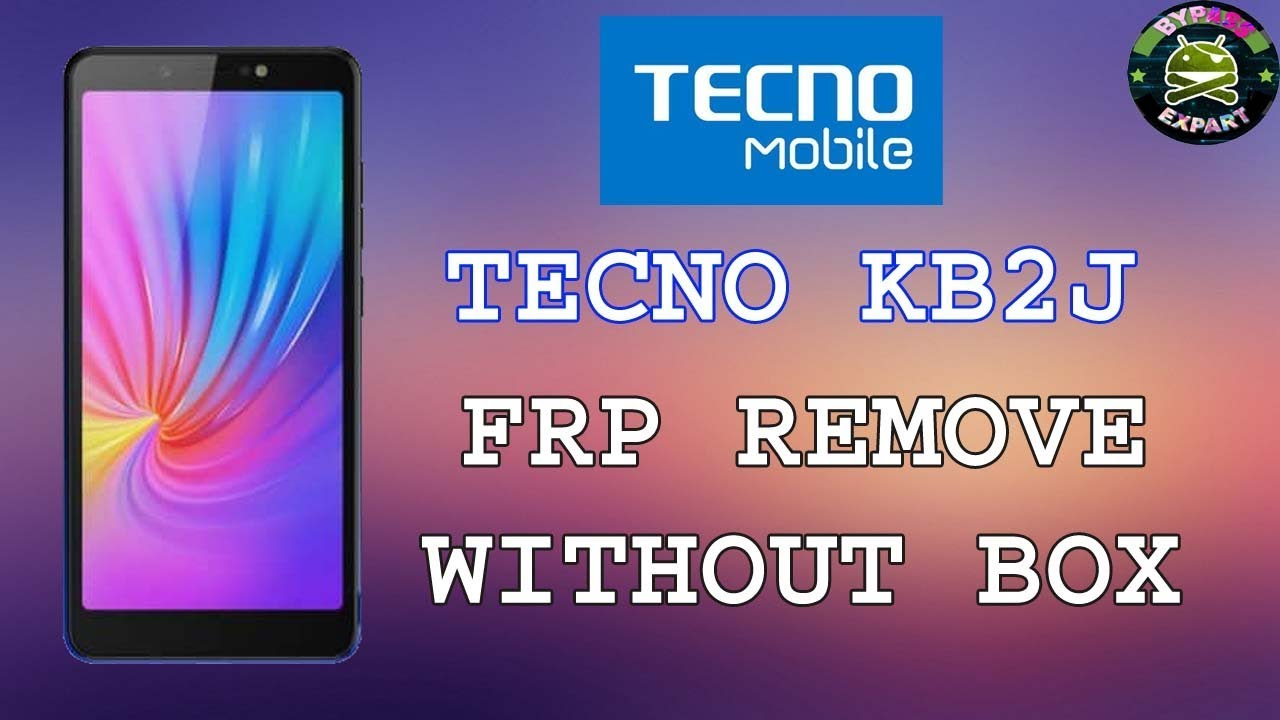 HOW TO REMOVE TECNO KB2J (Camon I ACE 2x) FRP WITHOUT BOX