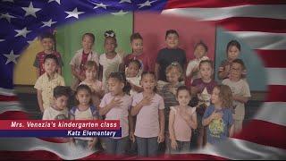 Mrs Venezias kindergarten class