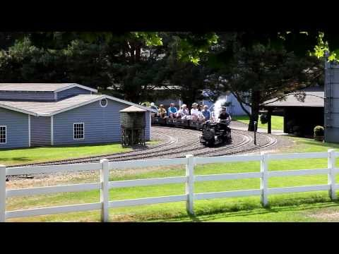 World Famous Railroad Estate For Sale in Sherwood, Oregon