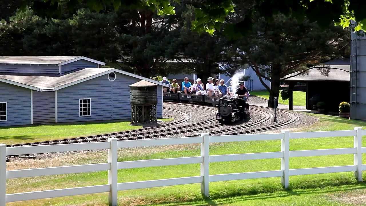 Railroad Estate for Sale in Sherwood Oregon - Unique Real Estate