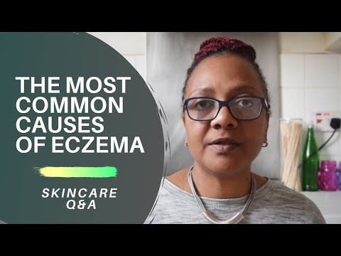 What Are The Most Common Causes of Eczema?