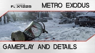 Metro Exodus Explained: Russian Post Apocalyptic FPS/Survival game!