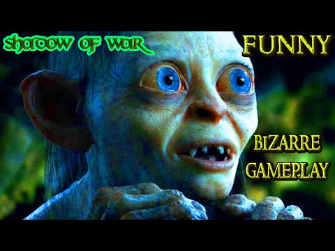 knife in the dark funny middle earth shadow of war definitive edition 2020 |