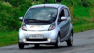 Mitsubishi i MiEV - электротабуретка или авто ЗА 1 МЛН руб?  ТЕСТ-Драйв Александра...
