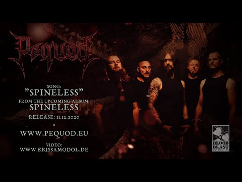 Download Pequod - Spineless - Lyric Video