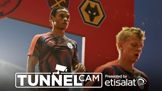 TUNNEL CAM | Man City lose to Wolves on Penalties