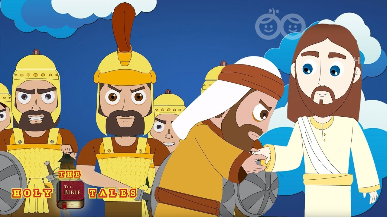 Download The Arrest of Jesus Christ I Stories of Jesus I Children's Bible Stories| Holy Tales Bible Stories
