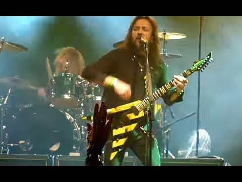 STRYPER 1st show w/ new bassist in Italy - P.O.D. in the studio for new album!