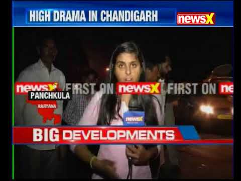 MSG Verdict: High drama in Chandigarh, cops issue 'ultimatum'; trains, net and roads blocked