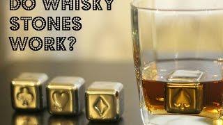 Do Stainless Steel Whisky Stones work? | Demonstration