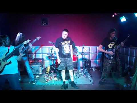Erebor performing at The Globe Newcastle 9/6/18 Part 3
