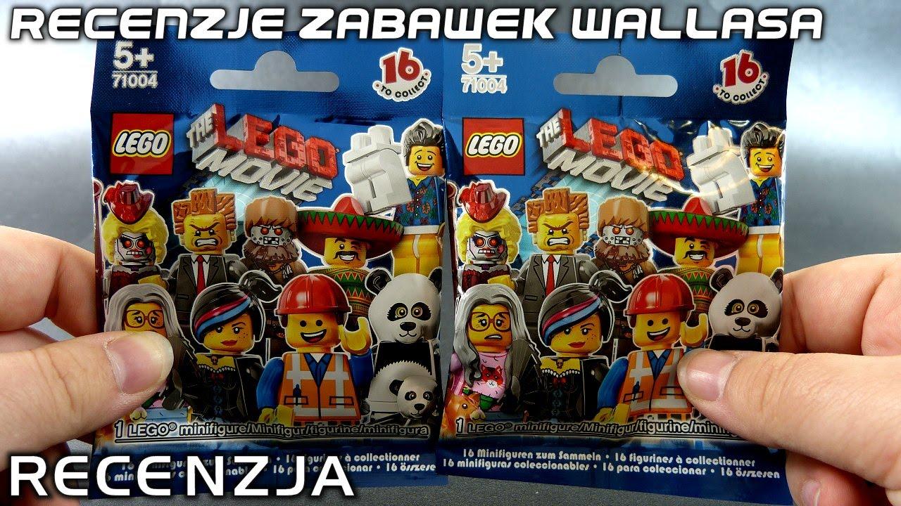Tajemnicze Ludziki Lego Z Saszetki 6 I 7 Recenzja Zabawki Lego