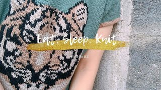 [뜨개로그] 바나의 Eat. Sleep. Knit. 0…