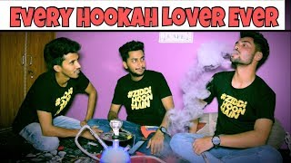The Different Smokers Hookah bar Harry Rajput