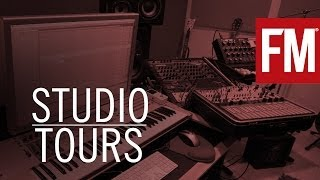 Morgan Page - Studio Tour