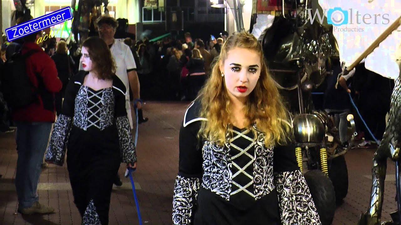 Halloween Zoetermeer.Halloween In De Dorpsstraat En De Parade In Het Stadshart Zoetermeer 2015