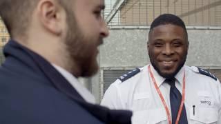 Being Serco Prison Custody Officer