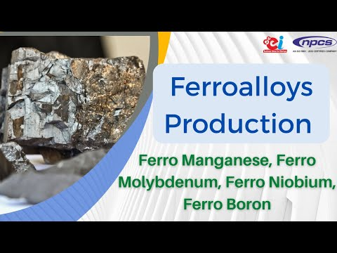 Ferroalloys Production(Ferro Manganese, Ferro Molybdenum, Ferro Silicon): Theory and Technology