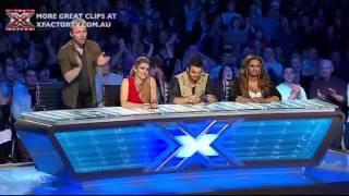 Najbardziej emocjonalny występ castingowy! Emmanuel Kelly - X Factor