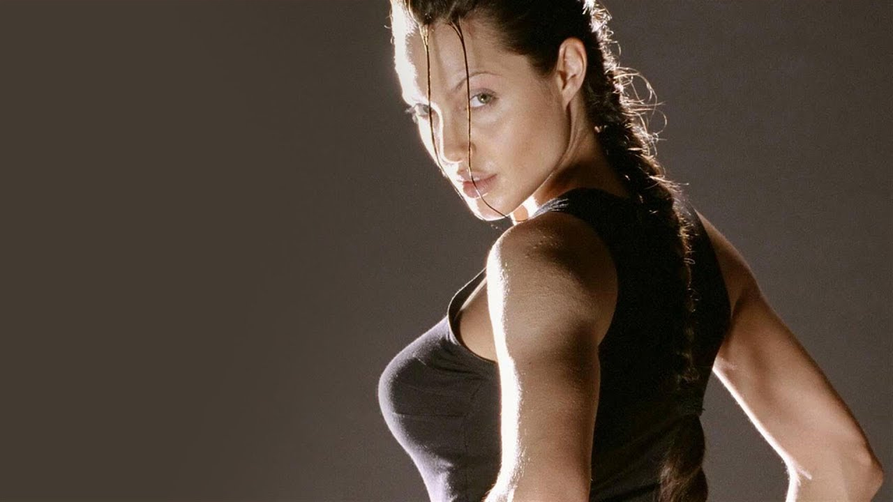 Angelina Jolie Is A Tomb Raider Movie Review Youtube
