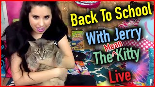 Back To School Giveaway Sneak Peek, NYX Voting Party, HUGE Monster High Collab?!