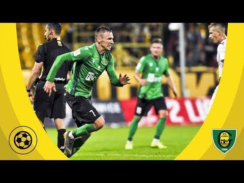 Skrót meczu GKS Katowice - Olimpia Elbląg 1:1 (21 08 2019)