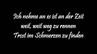 Tears and Rain - James Blunt  Deutsche Übersetzung