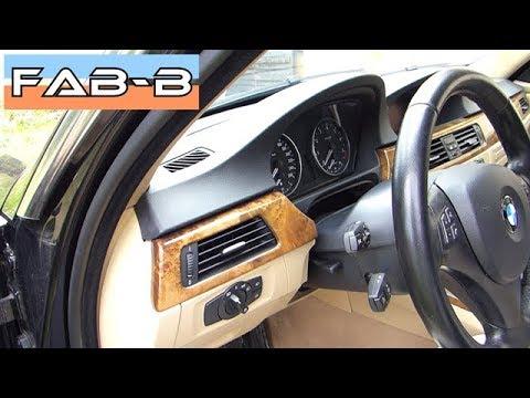 POUR BMW volant Barrette Carbone e81 e82 e84 e87 e88 e89 e90 e91 e92