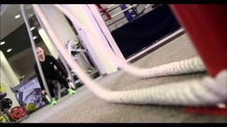 Функциональная тренировка с веревочным канатом (Илья Супруненко, X-Fit PRO)
