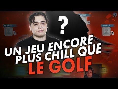 UN JEU ENCORE PLUS CHILL QUE LE GOLF !
