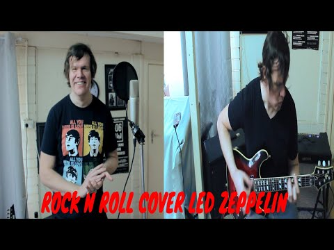 LED ZEPPELIN ROCK AND ROLL (composition) Cover