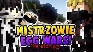 MISTRZOWIE EGG WARS! - MARATON Z MARDEYEM #2