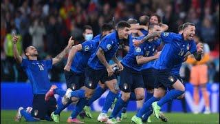 ITALIA IN FINALE A EURO 2020 - Festeggiamenti ad Avellino