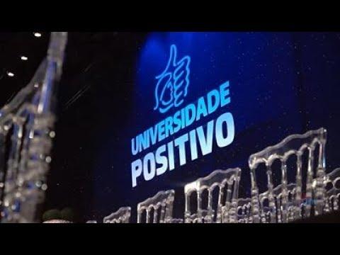 Formatura Institucional Universidade Positivo 2018