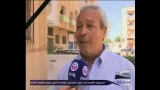 عقيل صالح تقرير تنصيب ابراهيم غالي رئيسا للبوليساريو بمخيمات تندوف