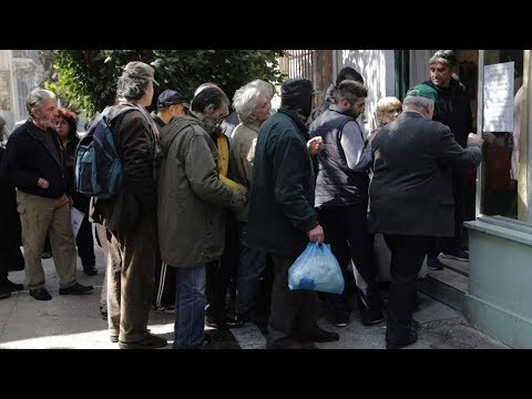 Greece Exits its Bailout but Remains Shackled by Debt and Austerity