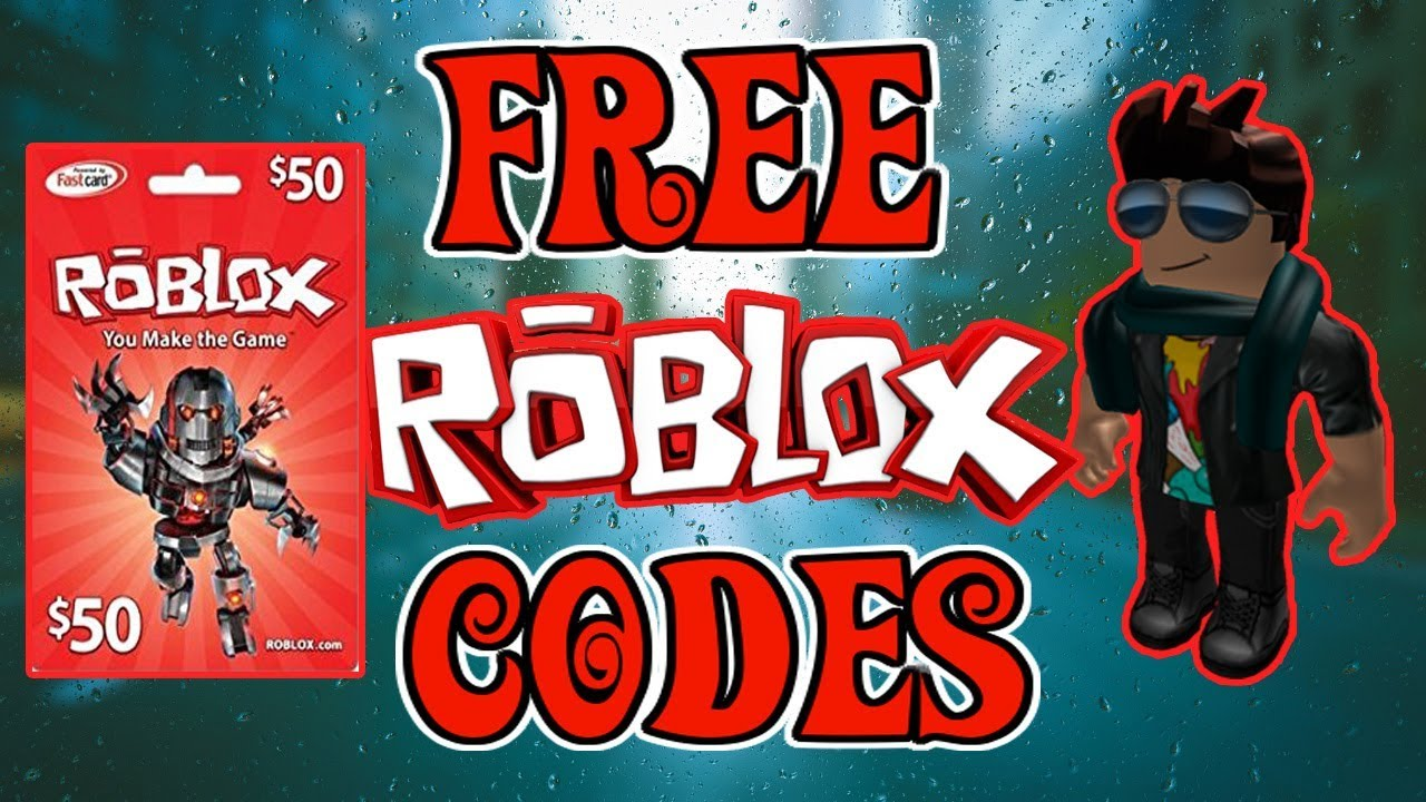 How to get free robux @ Free robux codes for roblox @ free ...
