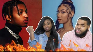 DDG - Hold Up (Audio) ft. Queen Naija | REACTION!!!