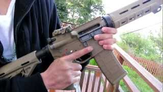 G&P Magpul Gas Blowback M4 Airsoft (Test Fire/Review)