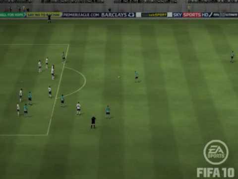 Bruno Pereirinha vs. Tottenham Hotspur