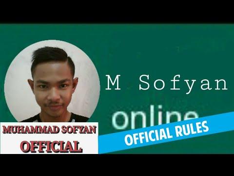 Sofyan - Hapus Saja WhatsApp Ku (Official Lyrcs)