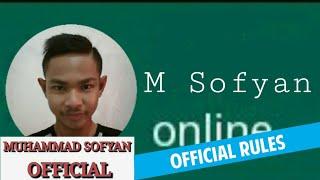 M Sofyan - Hapus Saja WhatsApp Ku (Official Lyrcs) Soda Maya