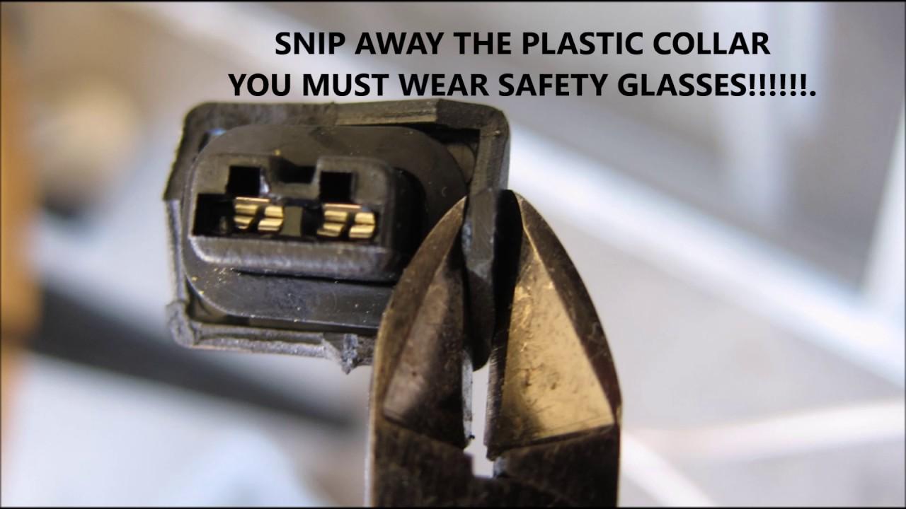 Mercury Villager Knock Sensor Fix 1999 2002 Code P0325 Youtube Oxigen Sencer 2000 Gmc Jimmy Wiring Harness
