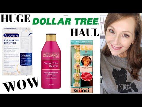 Massive Dollar Tree Haul😍May 16, 2019💛Lots of Name Brands!