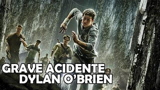Ator Dylan O'Brien sofre grave acidente em set de filmagens