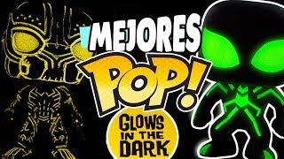 Los 10 MEJORES Funko POP Glow In The Dark
